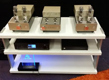 Audioworld 12 setup